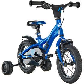 s'cool XXlite 12 Barnesykkel alloy Blå